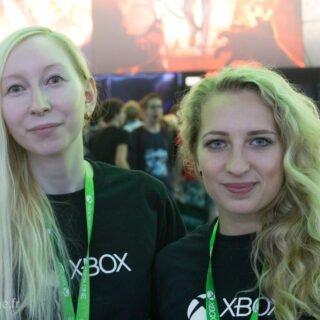 Gamescom 2016 - Hotesses Microsoft
