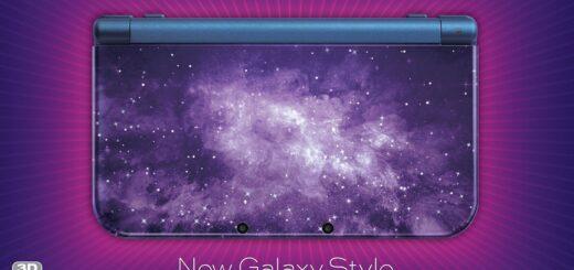 Et voici... La New 3DS XL Nouvelle Galaxie Style...