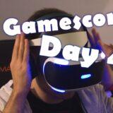 Vlog : Gamescom 2016 Day 4 – Cologne, ça ressemble à quoi ? (Bonus : PS VR)