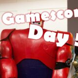 Vlog : Gamescom 2016 Day 5 – Le dernier jour, on est toujours triste de quitter cette ambiance…