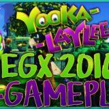 24 minutes de gameplay pour Yooka-Laylee, le Banjo & Kazooie Next-Gen !