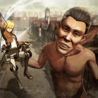 Attack On Titan, le jeu (Xbox One)