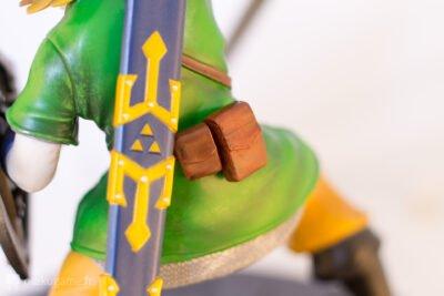 La finition impressionnera n'importe quel amateur de figurine.