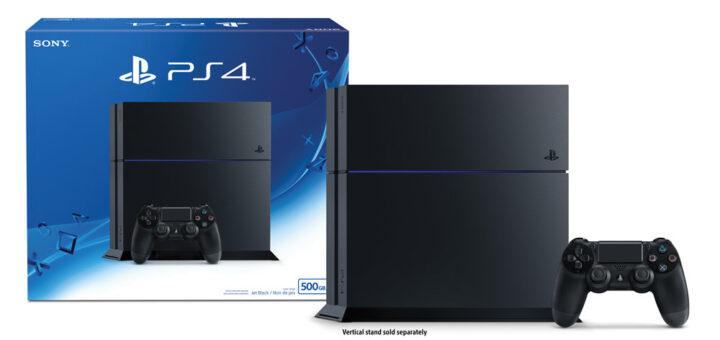 Je trouve ce modèle de PS4 classieux !