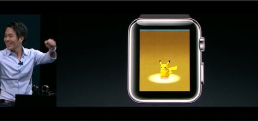 Pokémon Go iWatch