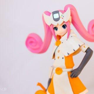 La figurine Sega Hard Girls Dreamcast ;) !