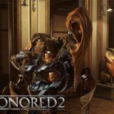Emily s'exibe dans le manoir de Dishonored 2, et c'est plaisant !