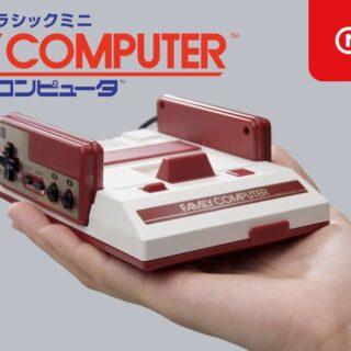 Les japonais auront aussi droit à la Famicom Mini ! Et à une superbe pub ;) !