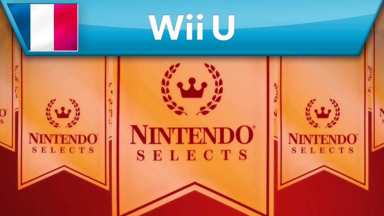 promo nintendo selects la liste des jeux wii u et les petits nouveaux d octobre. Black Bedroom Furniture Sets. Home Design Ideas