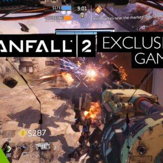 Titanfall 2 en 4K sur une GTX Titan X, ça poutre O.o !