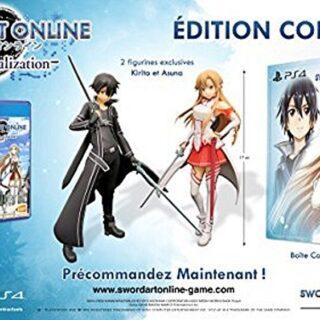 Sword Art Online : Hollow Realization - édition collector en précommande !