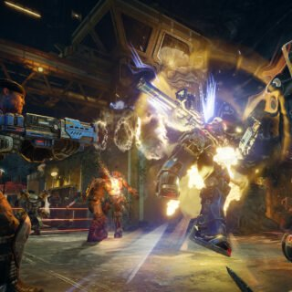 A défaut d'Overrun, on a des ennemis pot de colle qui explosent !