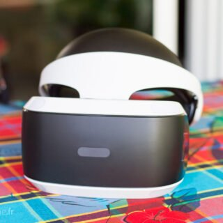 Le PS VR en images !