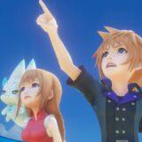 Précommande : World of Final Fantasy sur PS Vita et PS4 !