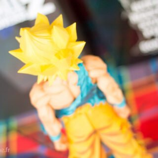Figurine Star Master Piece de Goku (Dragon Ball Xenoverse 2)