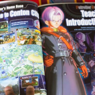 Guide Dragon Ball Xenoverse 2