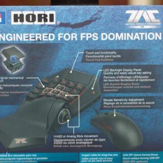 Hori Tac Pro nous promet la domination dans les FPS sur consoles !