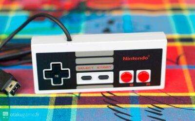 Manette de la NES Mini