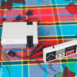 La NES Mini Classic, le cadeau idéal pour tout gamers !