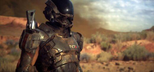 Mass Effect Andromeda s'annonce grandiose !