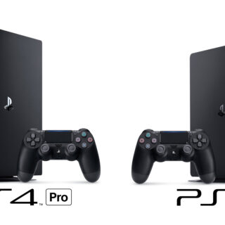 La PS4 pro et sa petite soeur la PS4 Slim