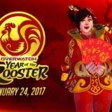 Le nouvel an chinois débarque sur Overwatch !