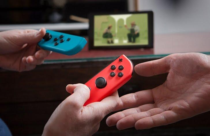 La Nintendo Switch s'apprécie encore plus en partageant ses Joycons !