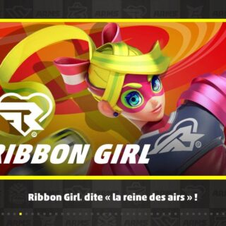 Ribbon Girl, je l'adore déjà !