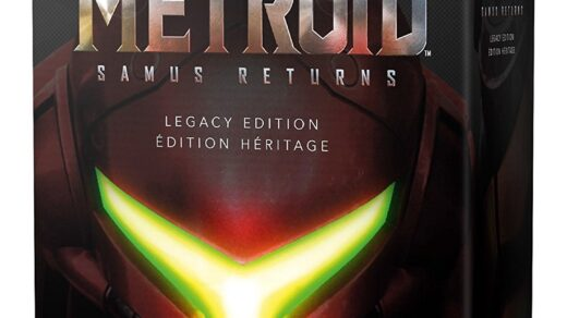 La Legacy édition est clairement la plus classe des édition collector de Metroid !