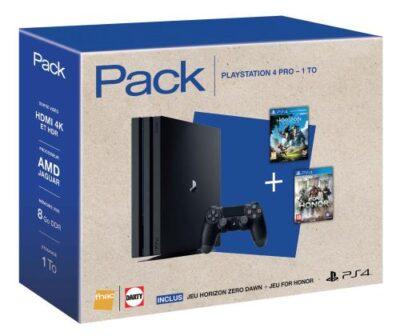 Le Pack Fnac auquel il faut additionner Wipeout (399€)