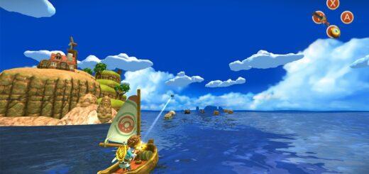 Voguons à travers les océans avec Oceanhorn sur Nintendo Switch !