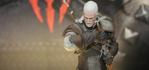 Celle de Geralt risque d'être la plus prisée ^^ !