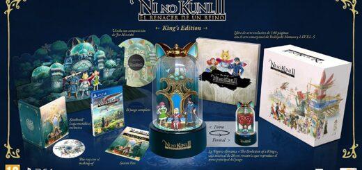 Le collector de Ni No Kuni disponible à la précommande !