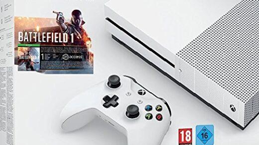 La Xbox One S à 199€, avec l'excellent Battlefield 1 !