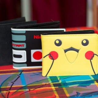 Les portefeuilles Nintendo de Bioworld sont juste magnifiques ^^ !