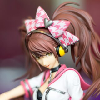 La superbe figurine Persona 4 Dancing All Night Rise Kujikawa PVC Figurine Persona 4 Dancing All Night Rise Kujikawa