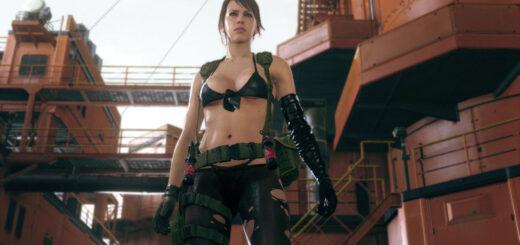N'oubliez pas : Acheter Metal Gear Solid V, c'est la joie de rencontrer et découvrir Quiet