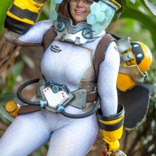 Cosplay de Mei (Bee)