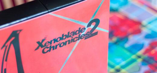 L'édition collector de Xenoblade Chronicles 2 est vraiment classe !