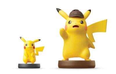 L'Amiibo Détective Pikachu, deux fois plus gros que l'original !