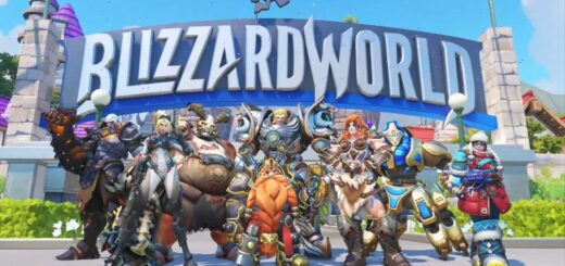 Blizzard World Overwatch