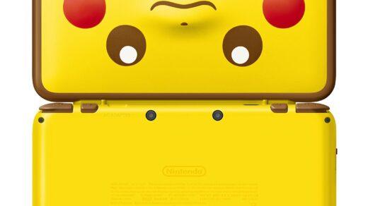La New Nintendo 2DS XL Pikachu Edition est trop mignonne !