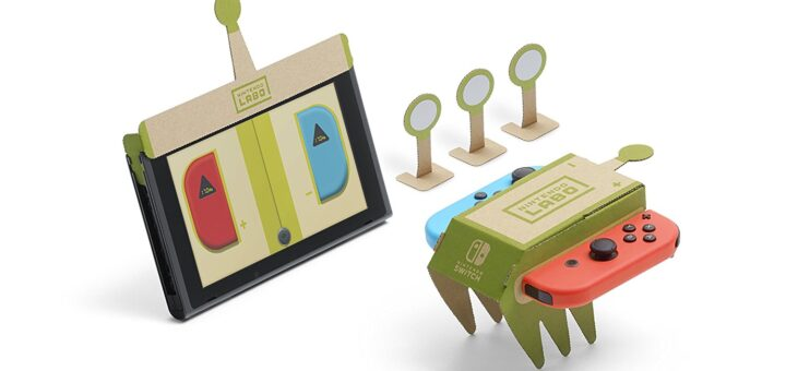 Nintendo Labo Multi-Kit