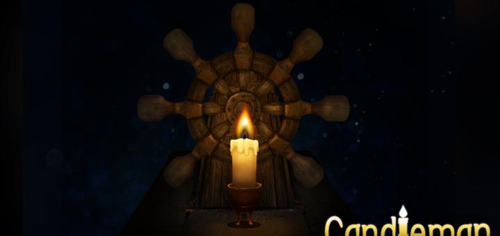 Oui, Candleman est un jeu bien étrange...