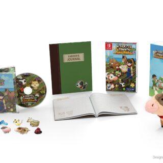 L'édition collector de Harvest Moon sur Nintendo Switch est vraiment sympa !