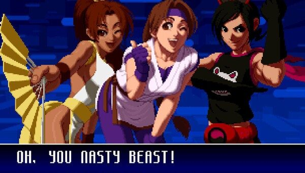 King of Fighters 2002 est actuellement offert par GOG !