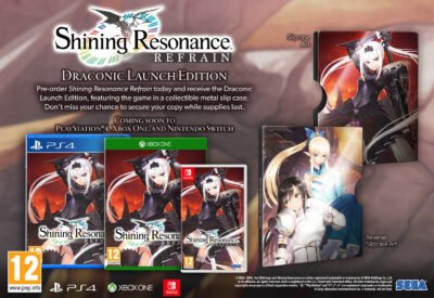Collector de Shining Resonance Refrain