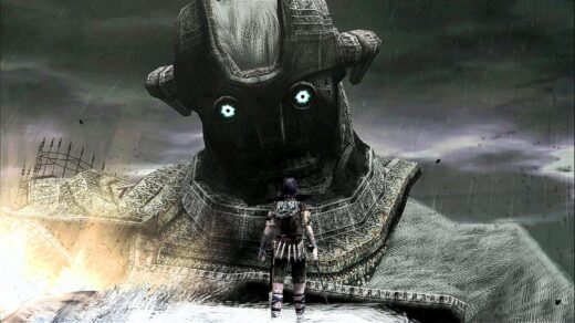 Shadown of the Colossus