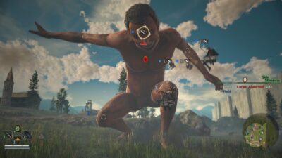A.O.T. 2 sur Nintendo Switch