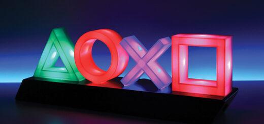 La lampe Playstation est juste simplement classe !
